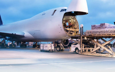 New service – AIR FREIGHT